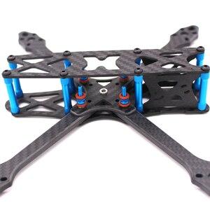 Image 3 - Strech X5 Freestyle FPV Rahmen 6mm Arm Racing Quadcopter Rahmen Kit wie X5 JohnnyFPV edition für 5 zoll prop 22XX motor