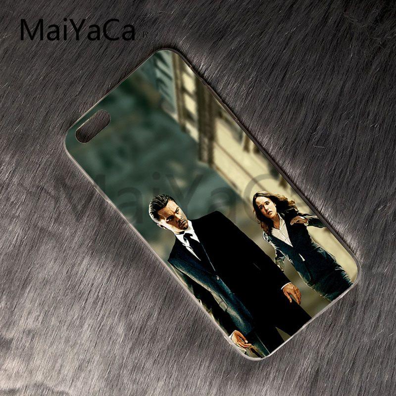 MaiYaCa Леонардо Ди Каприо создания Специальное предложение Телефон чехол для iphone X 8 8 плюс прозрачный чехол и 7 7 плюс 6 6s