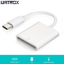 2019 새로운 usb 3.1 유형 c USB C sd sdxc 카드에 macbook 셀룰라 전화를위한 디지털 방식으로 사진기 독자 접합기 케이블 samsung huawei xiaomi