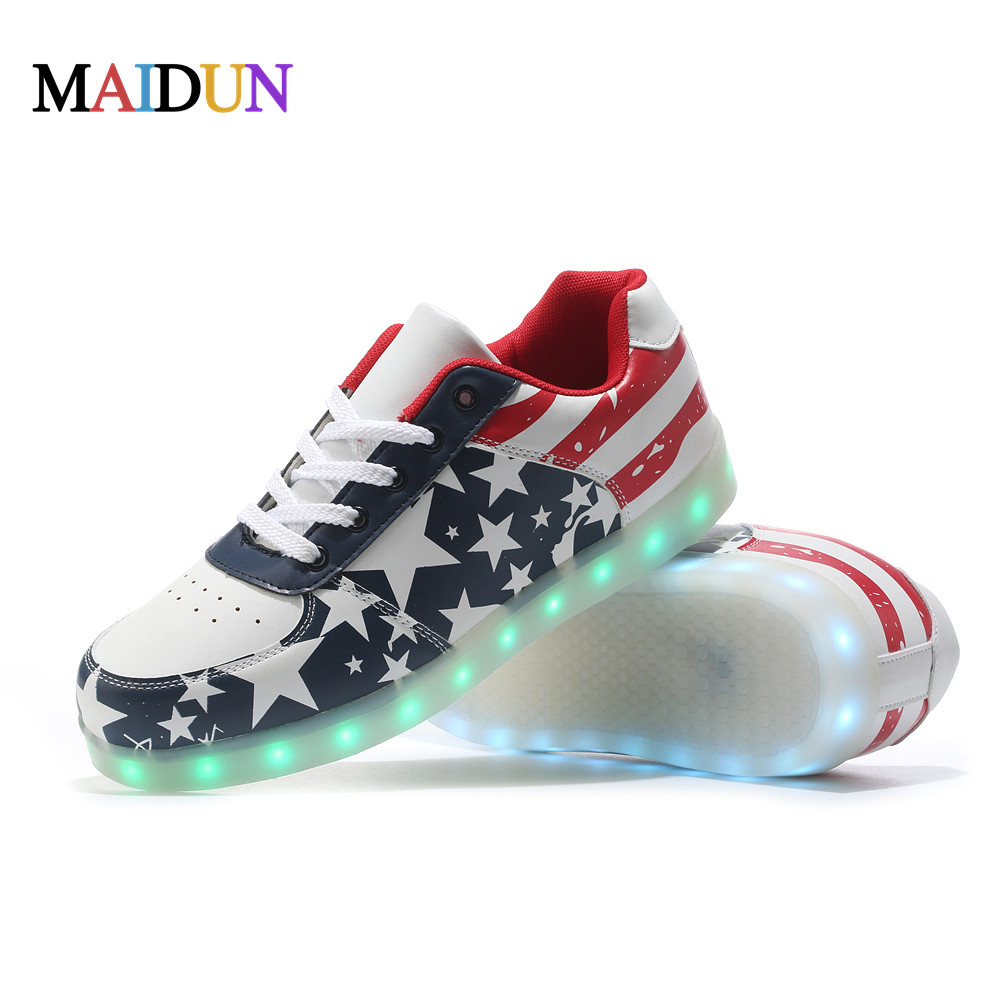 Online Get Cheap Light up Shoes Size 5 -Aliexpress.com | Alibaba Group