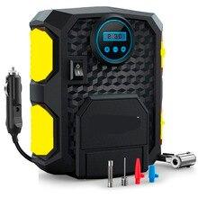 New Design Auto Car Tire Inflator 12V Electric Air Compressor Pump For Vehicle / Bike