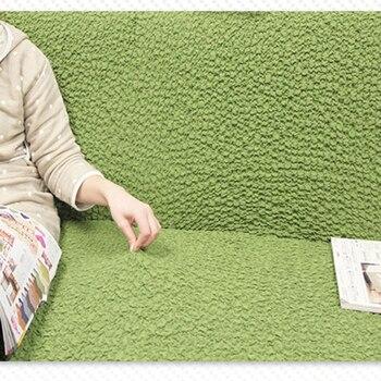Coussins De Canapé | Housse De Canapé Extensible Housse De Canapé Couverture Verte Couverture Complète Tout Compris Ensembles De Canapé Antidérapant Couleur Rouge Housses De Canapé Coussin