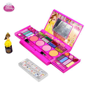 Disney Toy Makeup-Box-Set Cosmetics House Frozen Princess Children's Gift Girl for New-Products