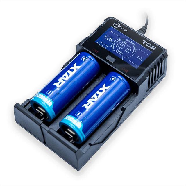 alibaba グループ aliexpress comの 充電器 からの xtarブランド