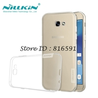 For Samsung Galaxy A7 2017 Case 5 7 Inch Nillkin Nature Series Transparent Clear Soft TPU
