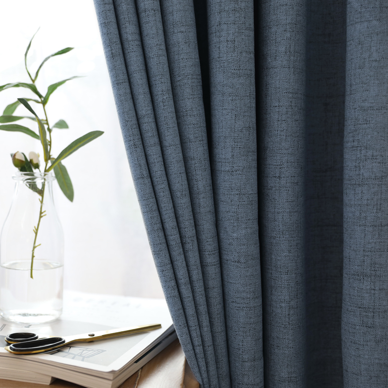 300cm Height 100% Full Light Shad Soundproof Curtain Blackout Kitchen Curtains Doors For Bedroom Living Room Drapes Window