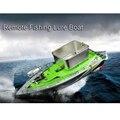 Impact-resistant play ninho navio de pesca remoto mini-rc isca barco de pesca fish finder barco barco isca enfrentar bateria indicador