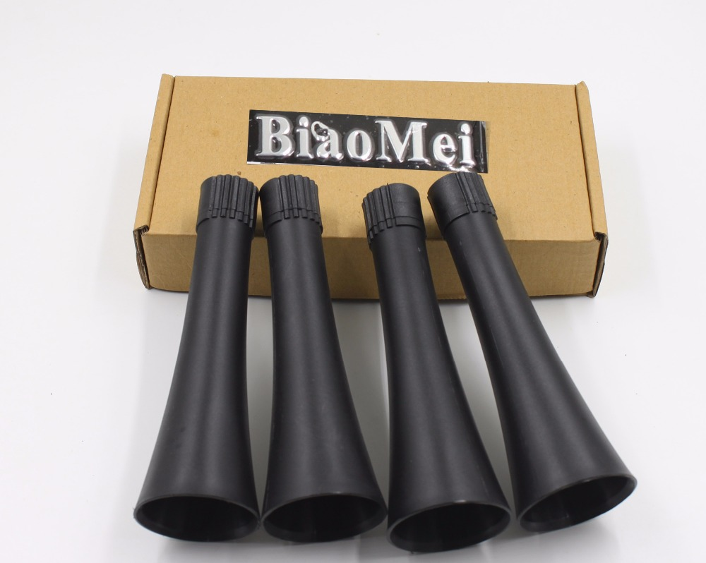(4pcs/bags) K207 High Quality Rubber Plastic Corn Horn For Tornado Gun  Z-020 K107&k101 Car Wash Car Washer