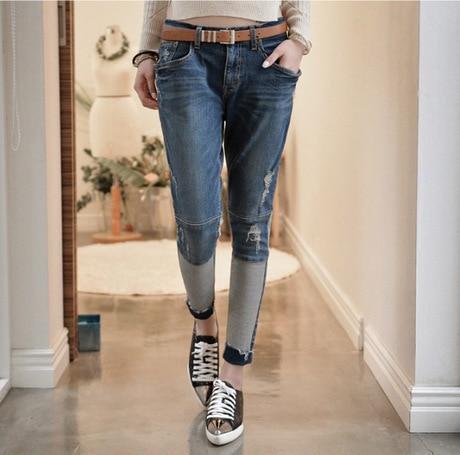 Aliexpress.com : Buy Jeans Woman 2016 Fall Winter Korean Fashion