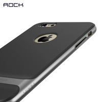 ROCK Royce Phone case For iPhone 6 6s 6 plus 6s plus, PC +TPU ultra-thin Luxury Back Cover for iPhone 6 Anti knock phone Shell