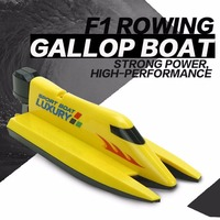 Hot Sale Remote Control Racing Boat Speedboat 2 4G 4CH Electric Mini Airship Outdoor Toys Gifts