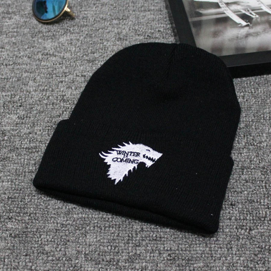 couple Winter Hat Brand Russian police Emblem Knitted Beanie Hats For Men Women Skullies NY Embroidery Acrylic Beanies Boo Cap