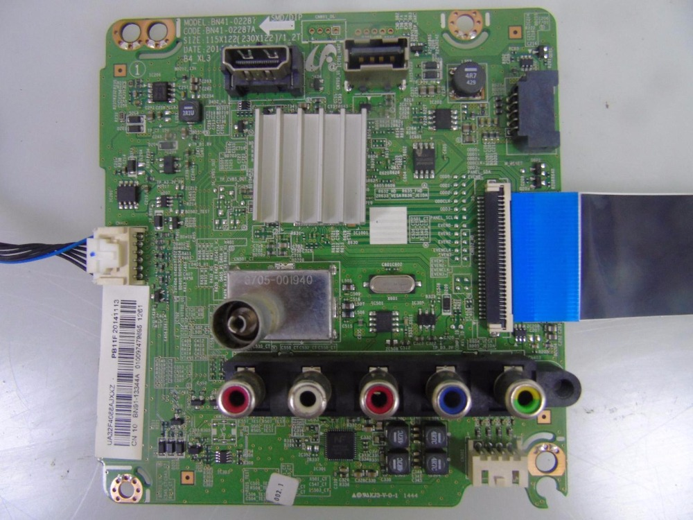 BN41-02287A For screen CY-HF390AGEV2H/5H CY-HF320AGEV5H Good Working Tested lm cc53 22nts lcd screen tested good for shipping