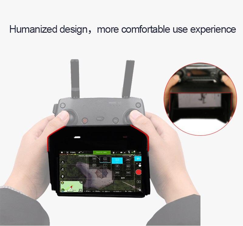 Remote-Control-Monitor-Phone-4-5-5-5-Inch-Sun-hood-Sunshade-For-DJI-Mavic-Air