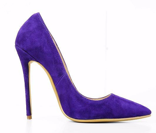 Online Get Cheap Black Purple Heels -Aliexpress.com | Alibaba Group