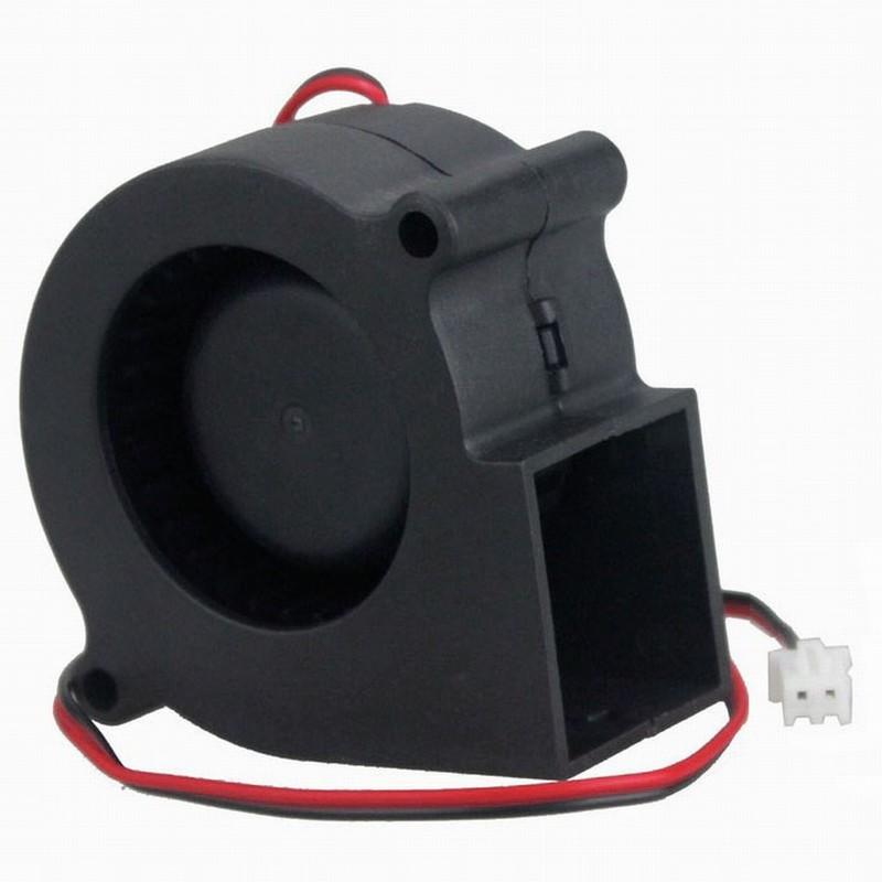 5 Pcs Gdstime 12v 6028 6cm Dc Brushless 12 Volt Blower