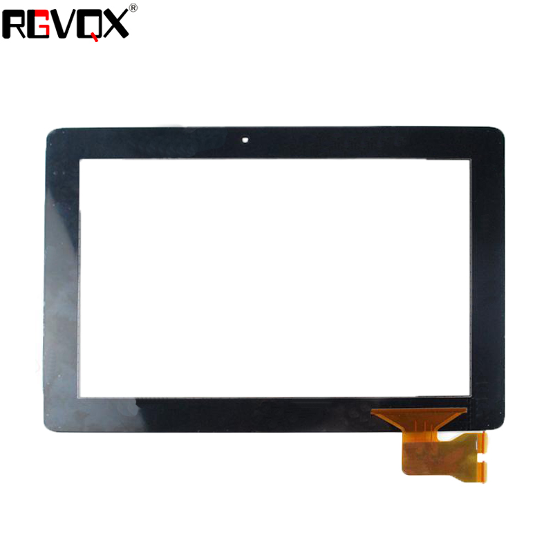 RLGVQDX New For Asus ME301 5280N ME302 5425N FPC-1 Touch Screen Digitizer Glass Sensor Replacement Parts Black