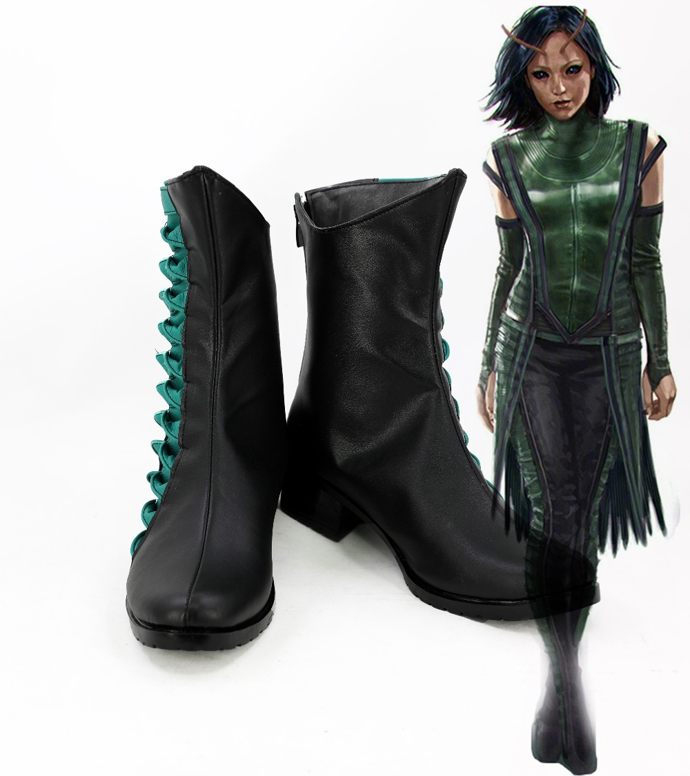 Guardians of the Galaxy 2 Cosplay Shoes Adult Women Mantis Cosplay Boots Shoes