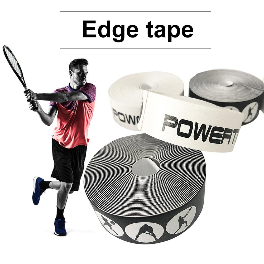 Professional Tennis Edge Tape Racket Side Tape Protect Tennis Racket Head Protection Tape Sticker Racquet Guard Tape