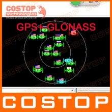 Ublox8030 chip USB GPS GLONASS GNSS receptor antena NMEA GPS módulo de Rendimiento comparable al de funcionamiento en modo dual M8N Bu-353S4