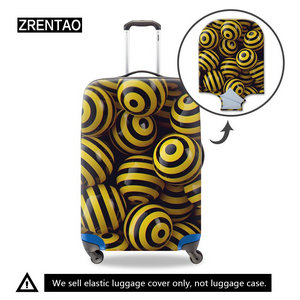 luggage cover for girl