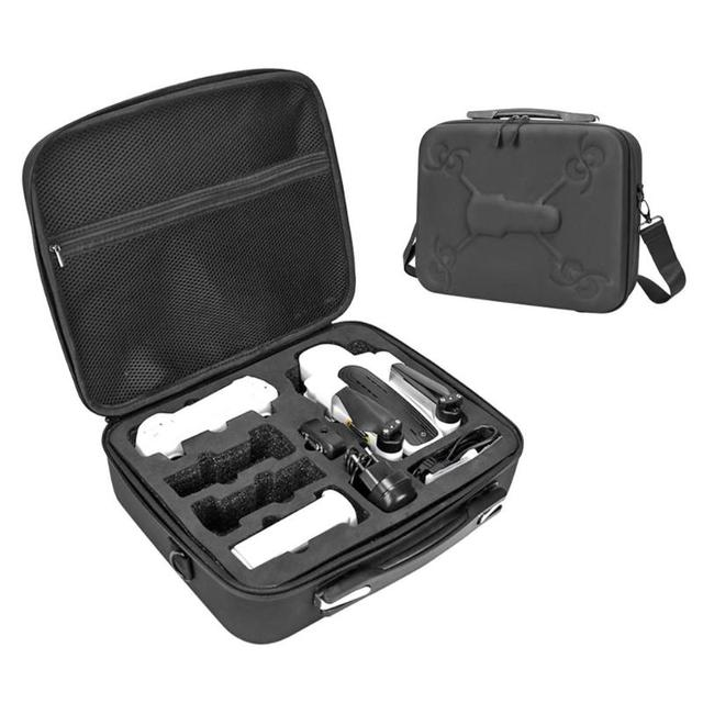 Hard Shell Carrying Case for Hubsan Zino H117S 4K Drone Travel Handbag Drone Storage Bag Accessories