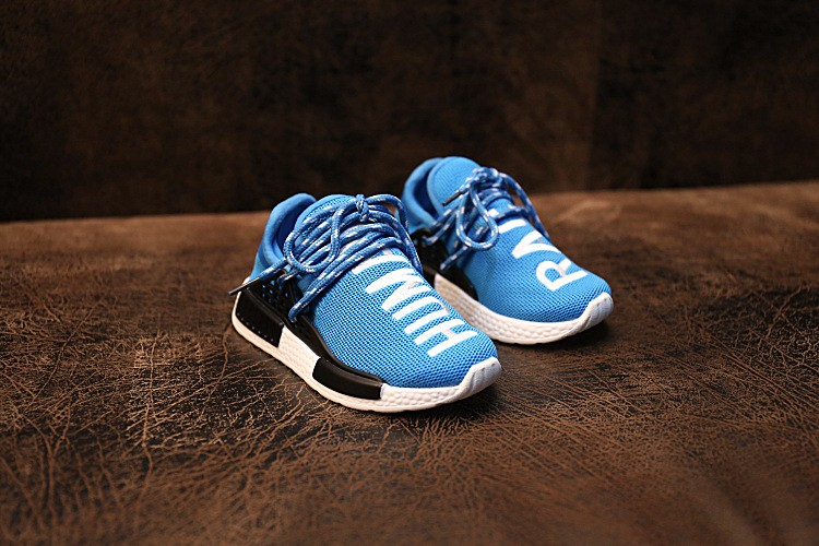 NMD Human Race Casual Knit Shoes kids