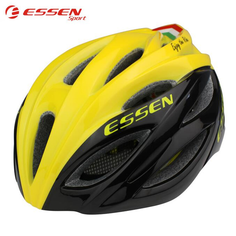 Essen Sport Professional Cycling Men's Women's Helmet EPS Ultralight MTB Mountain Bike Helmet Comfort Safety Cycle helmets цена и фото