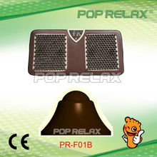 Tourmaline heating therapy mat second heart PR F01B from POP RELAX Manufacturer