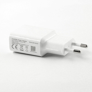 Image 2 - XIAOMI USB Charger EU Plug 5V2A Adapter micro usb type c cable for xiaomi mi 9 8 CC9 CC9e 9T A3 A2 A1 6 5 note 2 3 4 5 7 7A 6 6A