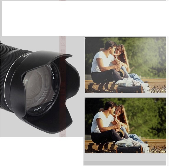 Free shipping 1pcs camera bayonet Lens Hood HB-32 HB 32 for Nikon D7100 D90 D7000 18-105 18-135 18-140 2