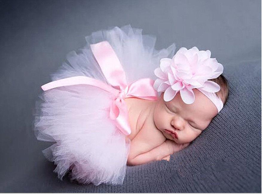 0-24M-Newborn-Toddler-Infant-Baby-Tutu-Clothes-Skirt-Headdress-Flower-Photography-Prop-2PCS-Outfit-0-24M-5