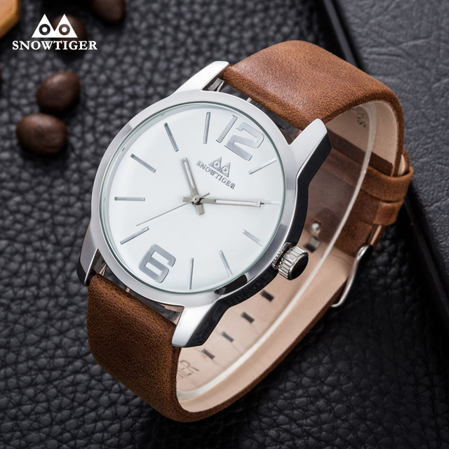 a882d5a8e22b Fashion Stylish Casual Mens Watches Water Resistant Best Watches For Men  Clock Gift Relojes Minimalist Watches