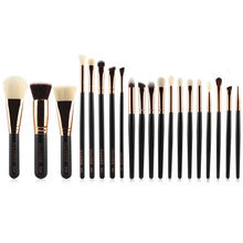 2017 20pcs Makeup brushes Professional Eyebrow Blusher Foundation Cosmetic Make up brush set