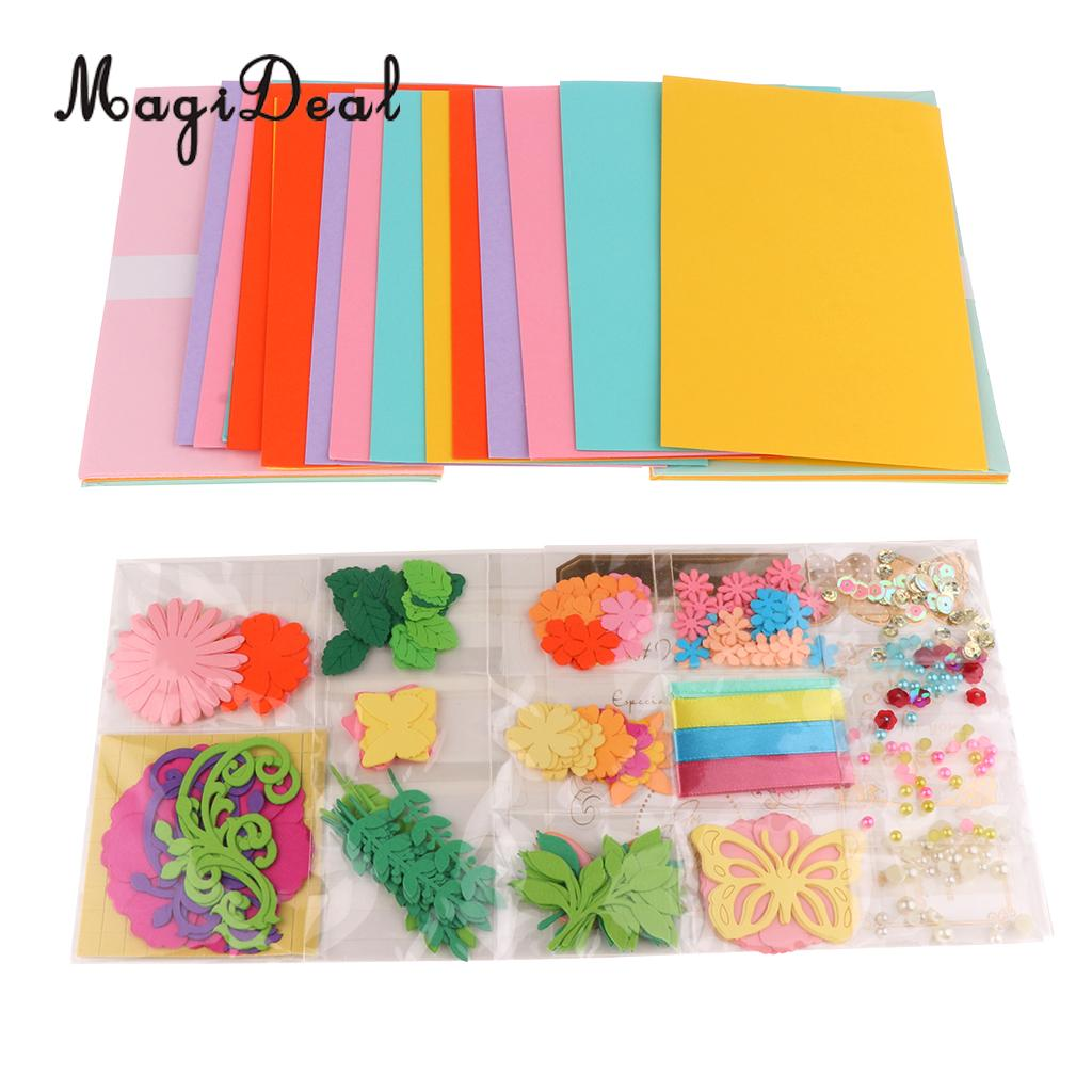 DIY Greeting Card Kit Card Making Supplies Include 15