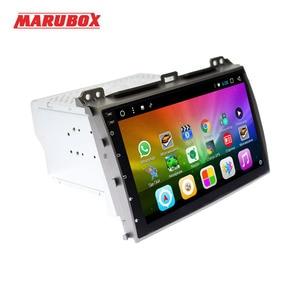 Image 4 - MARUBOX 9A107DT3 Car Multimedia Player for Toyota Prado 120 Land Cruiser 120,2002 2009,Quad Core, Android 7.1, RAM 2GB,ROM 32GB