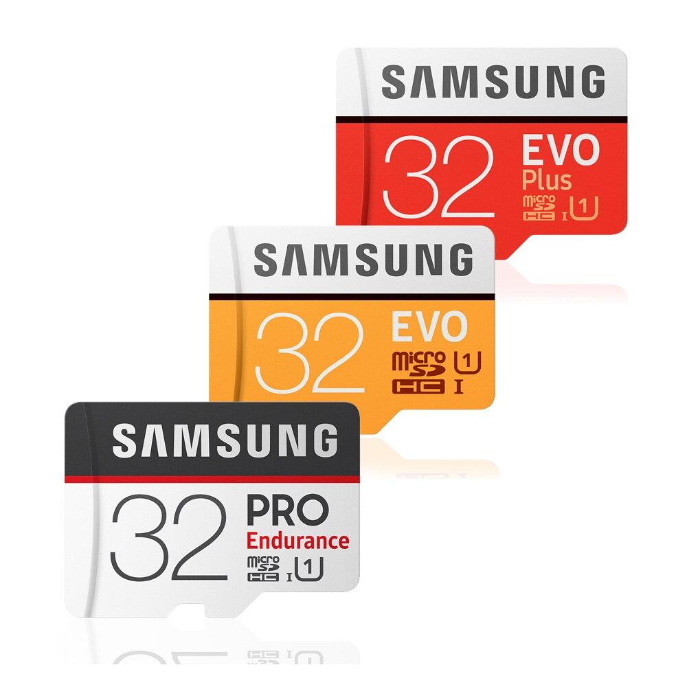 Samsung sd micro 128 gb 64 gb 32 gb 256 gb 98 mb/s TF usb-tarjeta de memoria microsd 64 gb 100 MB/S class10 producto Original