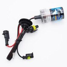 1 шт. H1 H3 H7 H11 9005 9006 D2S 12V 35W HID ксеноновый светильник автомобильная лампа авто головной светильник 4300K 5000K 6000K 8000K 10000K 12000 K, работающего на постоянном токе 12 В