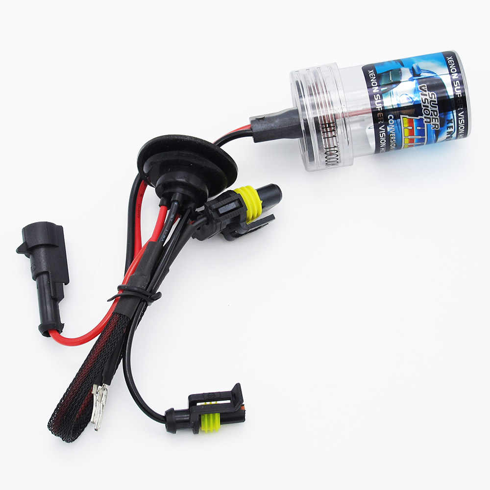 1pc H1 H3 H7 H11 9005 9006 D2S 12V 35W HID Xenon Light Bulb Car Auto Headlight 4300K 5000K 6000K 8000K 10000K 12000K 12V DC