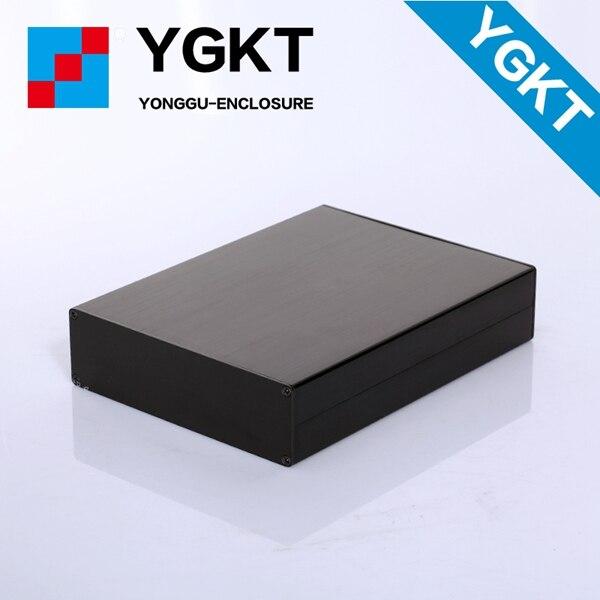 114*33-150mm(wxhxl) aluminum enclosure extrusion box customized aluminum cnc machining parts service