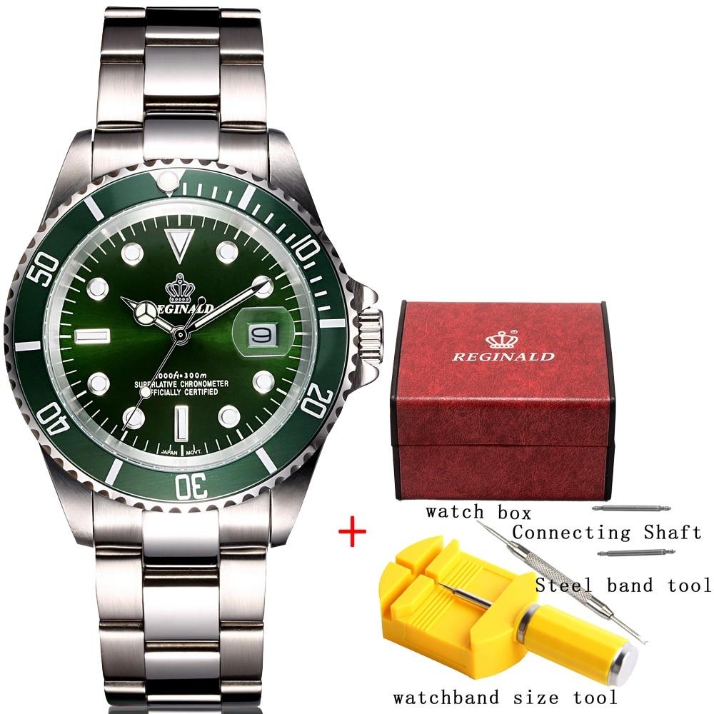 Справжній Reginald Чоловічий годинник - Чоловічі годинники