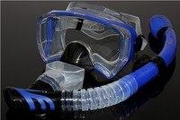 Yüksek dereceli 270 derece dalış maskeleri solunum tüpü şnorkel yüzme ve dalış dalış ekipmanları malzemeleri ücretsiz nakliye suits