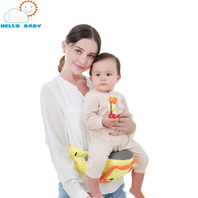 Новый высокое качество комфортно Mambobaby Кенгуру сиденье Небольшой Мешок Хлопка Рюкзак Малыш Перевозки Wrap Слинг