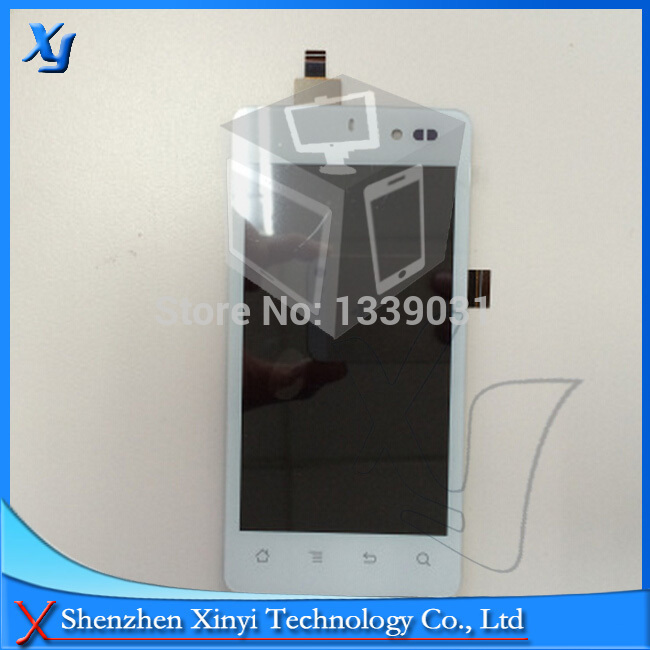 White New Original 4.5 LCD panel display with touch screen digitizer lens for Tianyu K-touch U86 100% tested 5pcs lot free shipping 100% new original for tcl y900 lcd screen touch panel for tcl y900 lcd display 100% tested