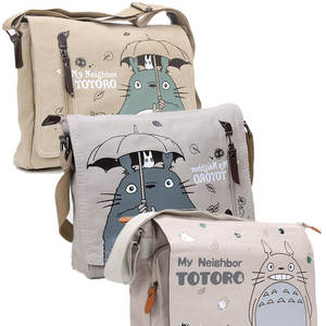 adda0b6da4 Anime Manga My Neighbor TOTORO Messenger Bag children
