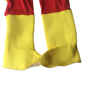 Image 3 - The flash Muscle Kids SHIRT comic Superhero fancy dress fantasia halloween costumes disfraces for child boys cosplay clothing