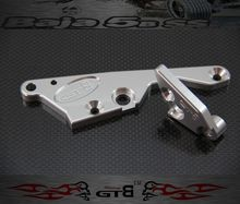 GTBRacing New engine fixing plate thickening for hpi km rv baja 5b ss 5t 5sc GR066-01