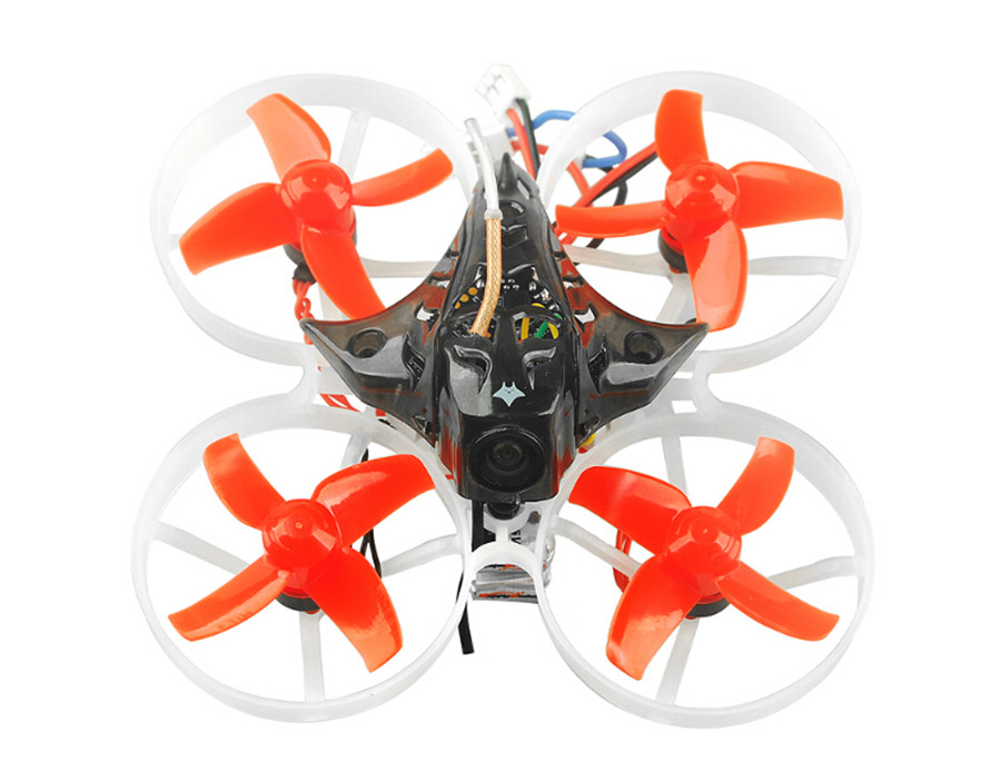 Mobula7 75mm Crazybee F3 Pro OSD 2S Whoop FPV Racing Drone w/ Upgrade BB2 ESC 700TVL BNF Compatible Frsky Flysky Receiver happymodel mobula7 75mm crazybee f3 pro osd 2s whoop fpv racing drone quadcopter w upgrade bb2 esc 700tvl bnf compatible frsky