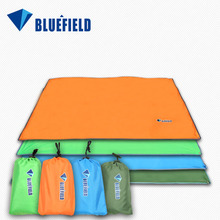 BLUEFIELD 3m*3m Outdoor Ultralight Tarp Sun Shelter Awning Canopy Outdoor Camping Tent Mat Footprint Waterproof Pinic Beach Mat