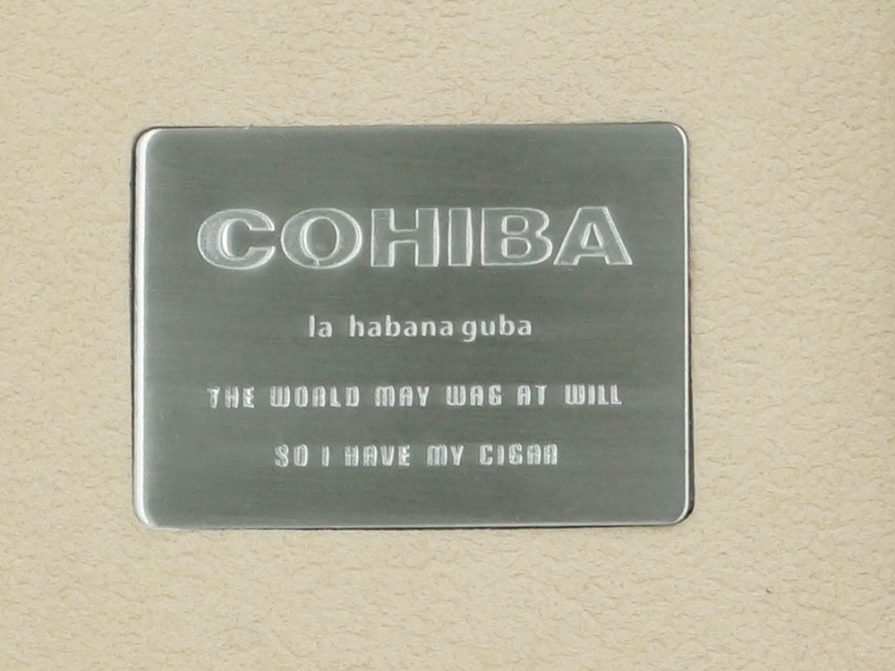 COHIBA черная сигарная Зажигалка пепельница желтая гидратирующая трубка подарочный набор для путешествий - 6